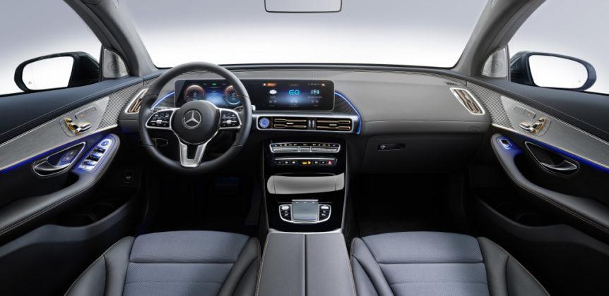 Novo Mercedes EQC 400 revelado oficialmente 2
