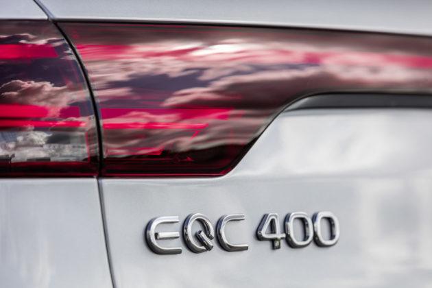 Novo Mercedes EQC 400 revelado oficialmente 7
