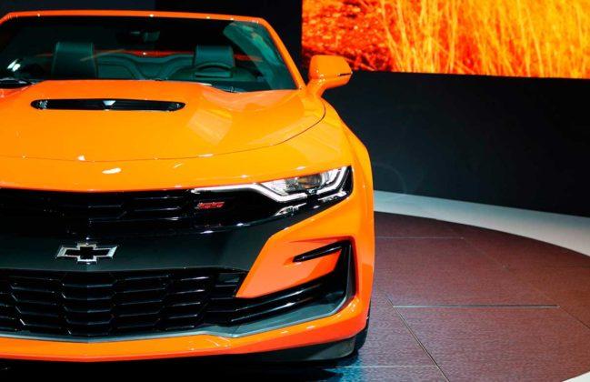 Destaques do Salão do Automóvel 2018, Chevrolet e Fiat 2