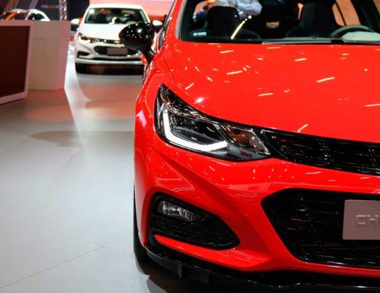 Destaques do Salão do Automóvel 2018, Chevrolet e Fiat 5