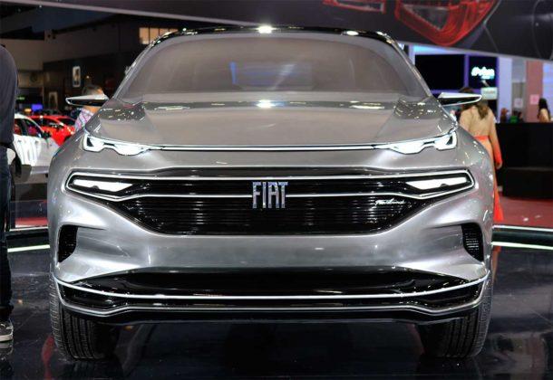 Destaques do Salão do Automóvel 2018, Chevrolet e Fiat 11