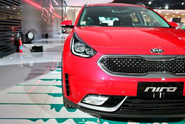 Destaques do Salão do Automóvel 2018, KIA e VW 7