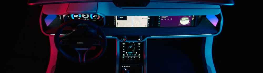 CES 2019, Samsung e Harman apresentam o Digital Cockpit 2019 2