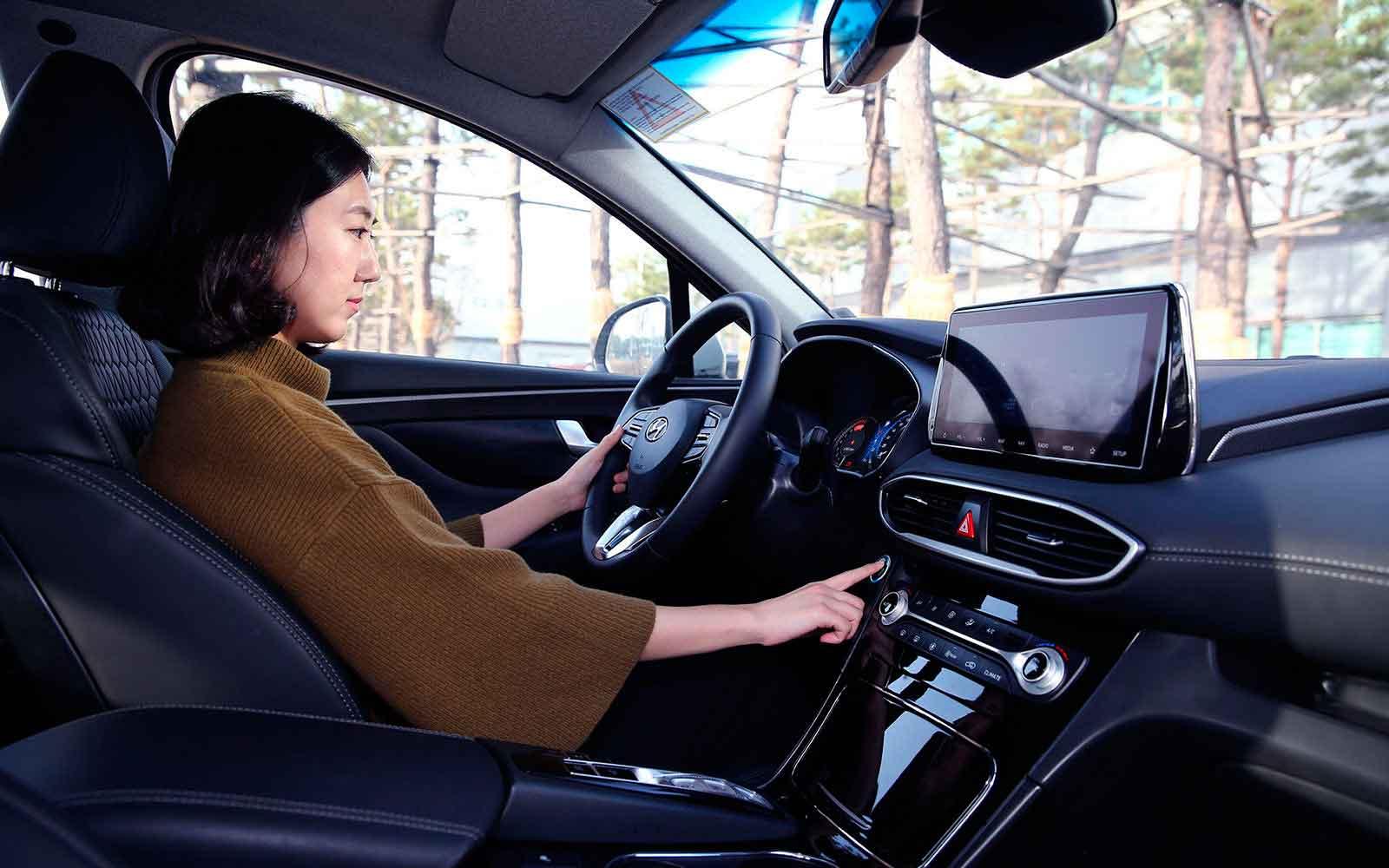 Hyundai anuncia tecnologia de impressão digital em seus veículos 1