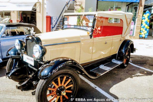 6° Encontro brasileiro de autos antigos 1