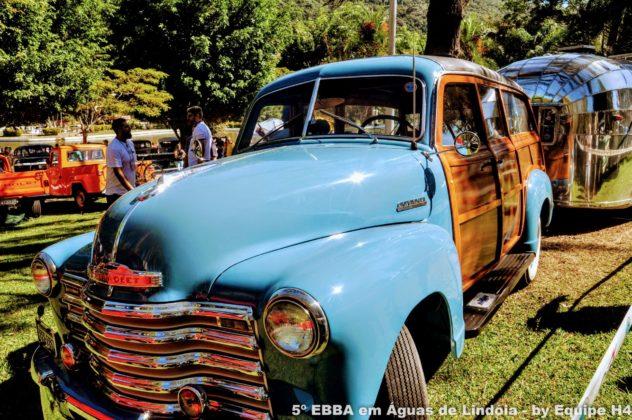 6° Encontro brasileiro de autos antigos 4