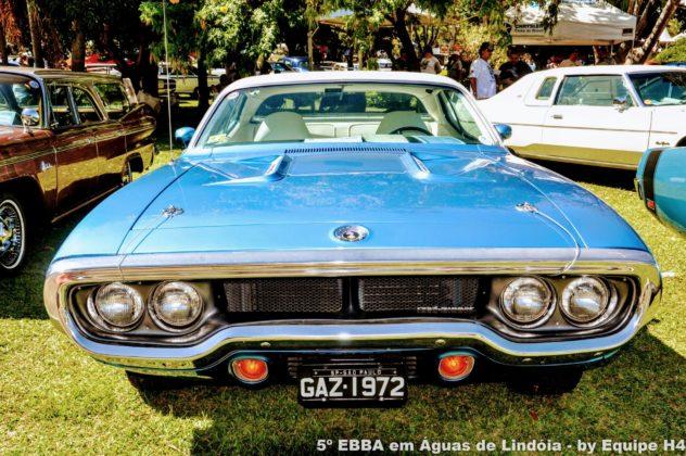 6° Encontro brasileiro de autos antigos 6