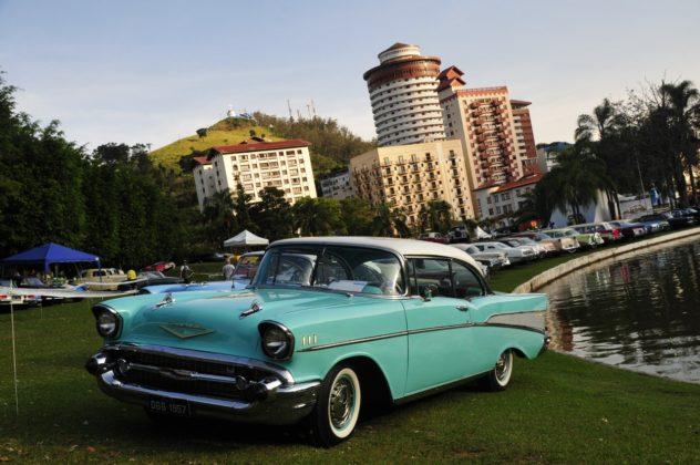 6° Encontro brasileiro de autos antigos 7