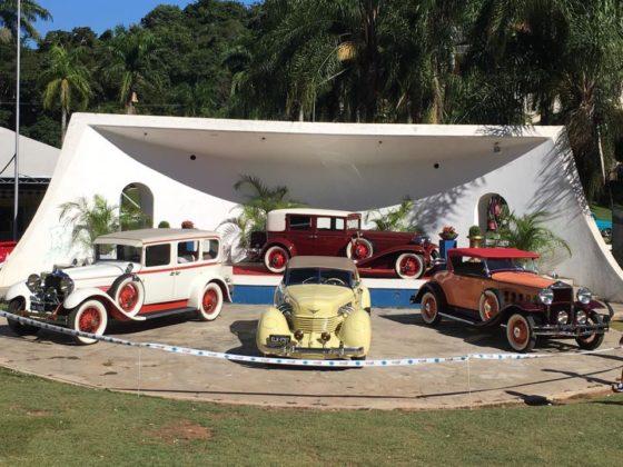 6° Encontro brasileiro de autos antigos 8