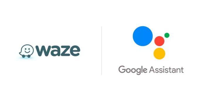 assistente google waze