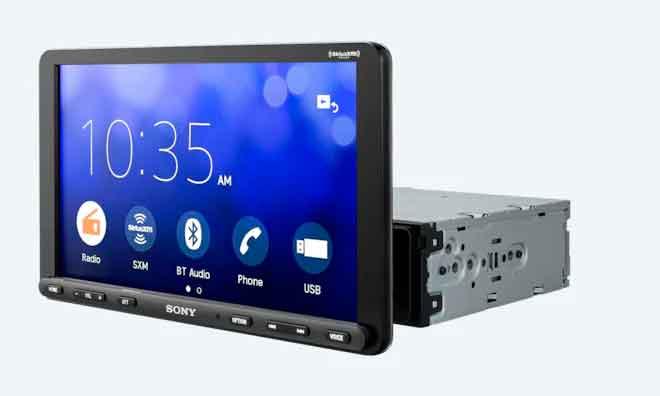 Sony lança nova Central Multimídia 2
