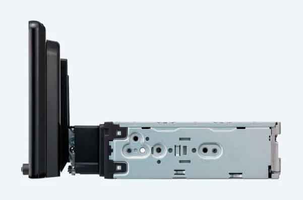 Sony lança nova Central Multimídia 3