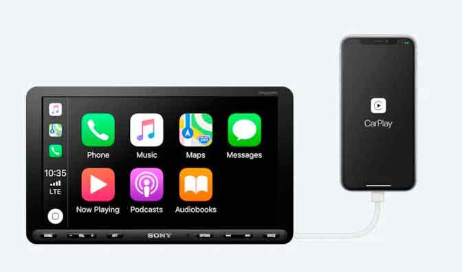 Sony lança nova Central Multimídia 4