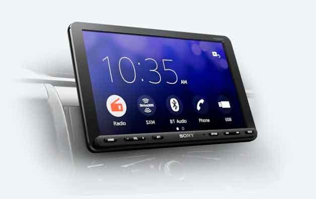 Sony lança nova Central Multimídia 1