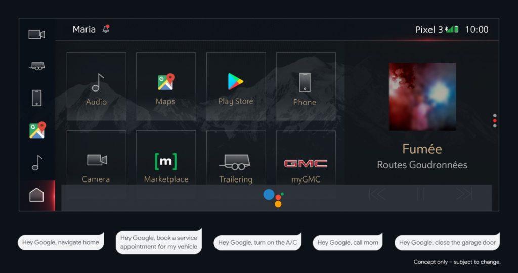 Chevrolet começara a usar Android Automotive em 2021 1