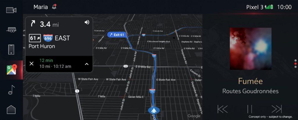 Chevrolet começara a usar Android Automotive em 2021 2