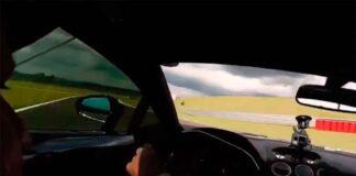 Video do acidente do rubens barrichelo com a lamborguini