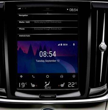 modelos com android auto wireless