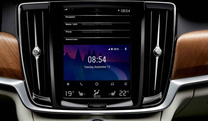 modelos com android auto wireless