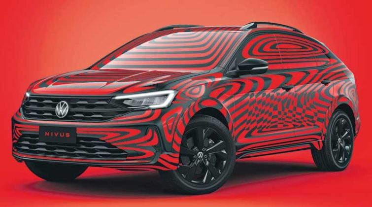 VW Play, a nova plataforma de tecnologia que estará no novo VW Nivus 1