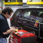 Sanitization Software in Police Interceptor Utility Vehicles