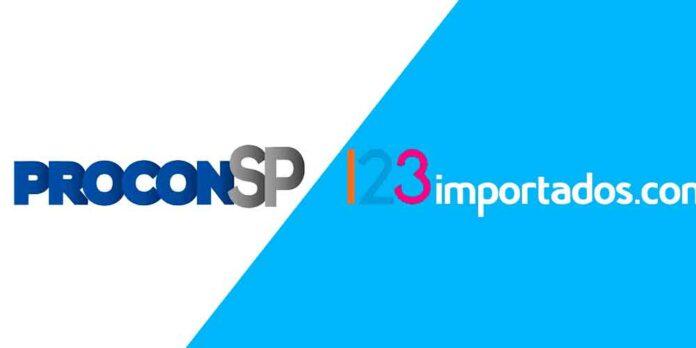 123 importados procon