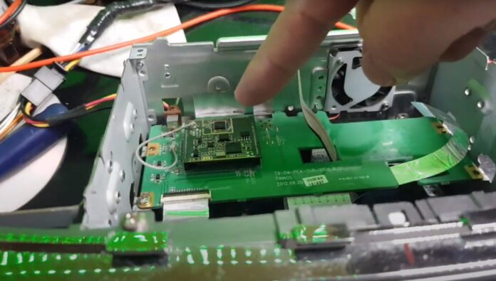 Desbloqueio de TV Hyundai KIA